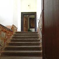 trap en deur